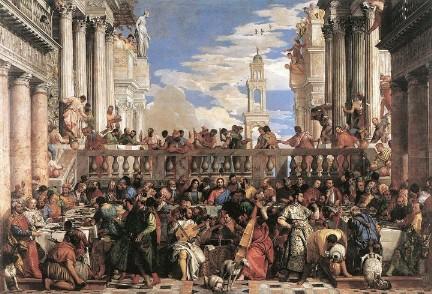 すぐ分かるイタリア・ルネサンスの有名絵画・ヴェネツィア派