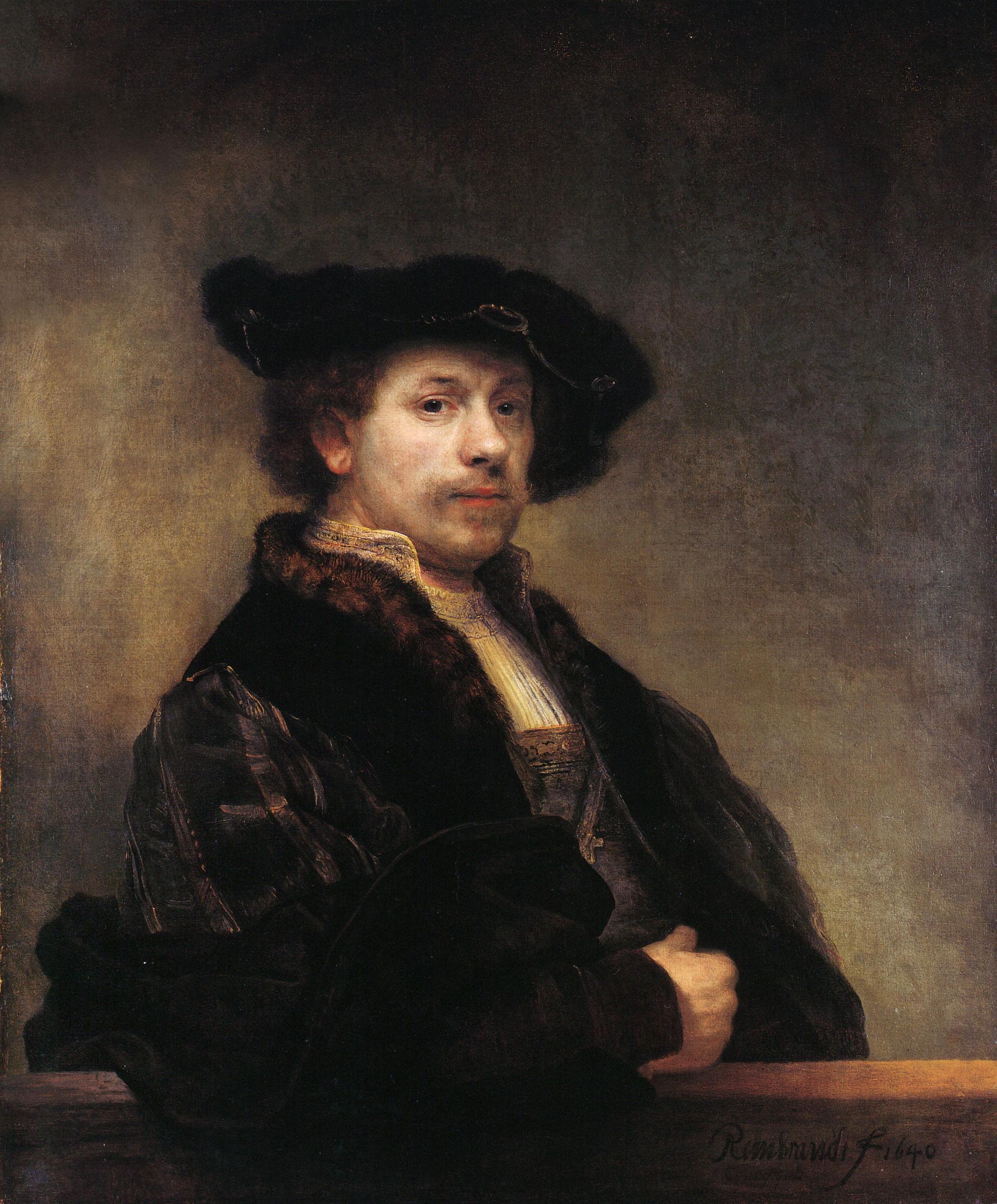レンブラント・ファン・レイン、光の魔術師の有名絵画を紹介します