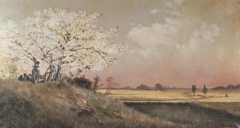 高橋由一という洋画家のすごいところって?画家の偉業と作品をわかりやすく紹介します。