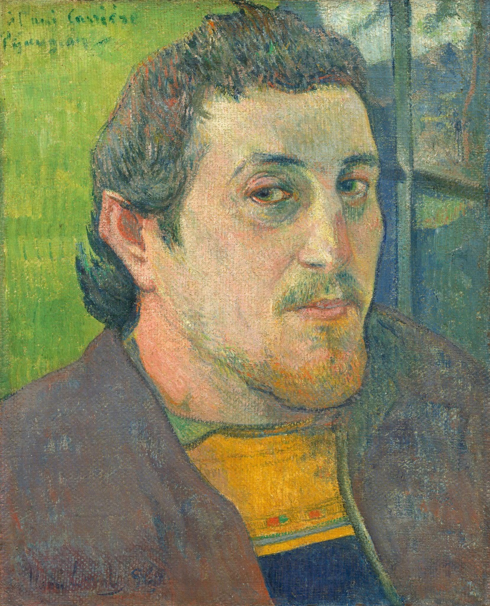 ゴーギャンという画家が目指した絵画とは?ポール・ゴーギャンの世界観
